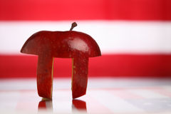 яблоко pi Стоковые Фотографии RF