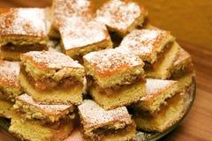 Яблочный пирог Стоковая Фотография
