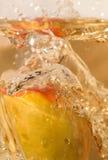 яблочный сок Стоковые Изображения