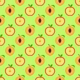 Яблоки & груши Стоковое Фото