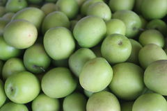 Яблоки зеленой обезьяны Стоковые Фотографии RF