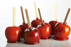 Яблоки тянучки Стоковая Фотография RF