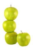 Яблоки. Стоковое Фото