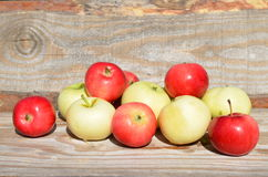 Яблоки Стоковые Изображения RF