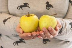 яблоки 2 Стоковое Фото
