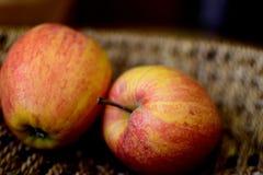 яблоки 2 Стоковая Фотография