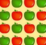 яблоко безшовное Стоковые Изображения RF