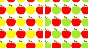 яблоко безшовное Стоковые Фото