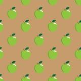 яблоко - зеленая картина Стоковые Фото