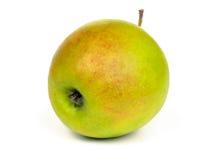 яблоко - зеленое зрелое Стоковые Изображения