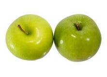 яблоко - зеленый цвет Стоковое Фото