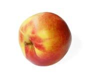 Яблоко изолировало на белизне. Стоковые Изображения RF