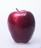 Яблоко или красное яблоко на предпосылке Стоковое фото RF