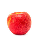 Яблоко красное определяет изолированный на белой предпосылке Стоковые Фотографии RF