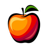 Яблоко. Стоковые Изображения RF