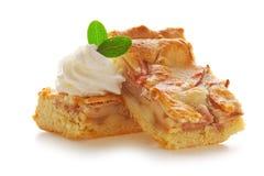 Яблочный пирог. Стоковые Фотографии RF