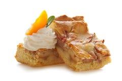 Яблочный пирог. Стоковое Изображение