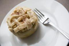 Яблочный пирог Стоковое Фото