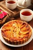 Яблочный пирог Стоковое Изображение