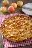Яблочный пирог Стоковые Фото