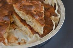 Яблочный пирог Стоковая Фотография RF