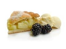 Яблочный пирог III Стоковая Фотография