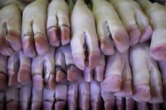 Ягнит ноги Стоковая Фотография