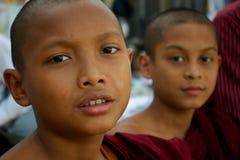 Ягнит улица Янгон Стоковое Изображение RF