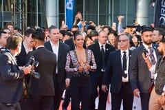 Ягода Галле на международном кинофестивале Торонто для КОРОЛЕЙ давает премьеру Стоковая Фотография