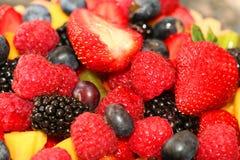 ягоды galore Стоковые Фотографии RF