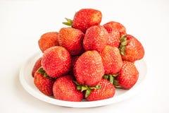 ягод большие клубники Стоковое фото RF