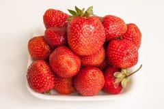 ягод большие клубники Стоковая Фотография RF