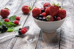 ягоды свежие Стоковая Фотография