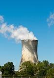ядерная башня Стоковые Фотографии RF