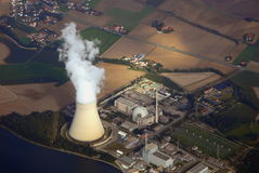 ядерная держава 3 Стоковые Изображения