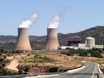 ядерная сила завода деятельности Стоковые Фото