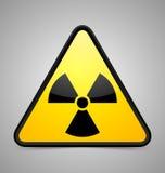 Ядерный символ Стоковое Изображение RF