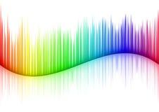 ядровая форма волны Стоковые Фотографии RF