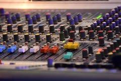 Ядровый выравниватель в студии Стоковые Фотографии RF
