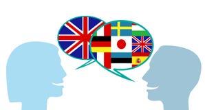 языки Стоковые Фотографии RF