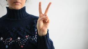 Язык жестов 3 сток-видео