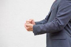 Язык жестов Стоковое Изображение
