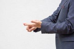 Язык жестов Стоковые Фотографии RF