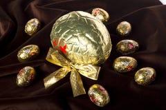 Яичка сладостного шоколада Стоковые Фото