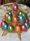 Яичка яичек больше Стоковые Изображения RF