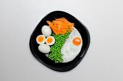 Яичка для завтрака Стоковые Фотографии RF