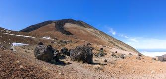 Яичка Teide на Тенерифе стоковая фотография