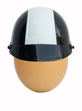 Яичко в шлеме Стоковое фото RF
