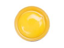 Яичко желтка Стоковая Фотография