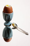 яичко завтрака Стоковая Фотография